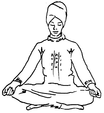 Meditation keep up