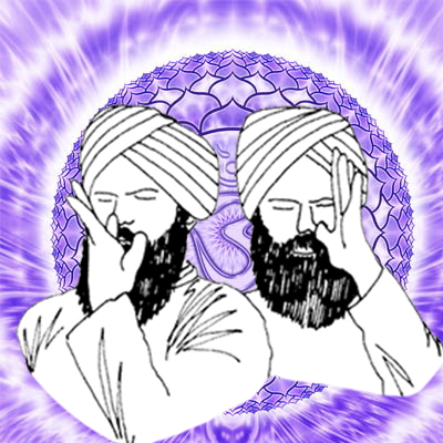 Basic Kundalini Pranayama Set with Crown Chakra