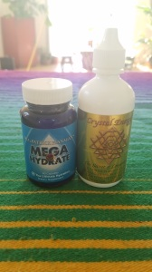 Mega Hydrate and Crystal Energy